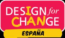 Design For Change España Logo 1 300x176